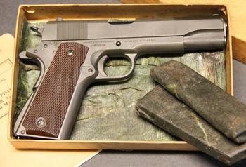 «Пятерка» лучших пистолетов в мире, по мнению зарубежных специалистов