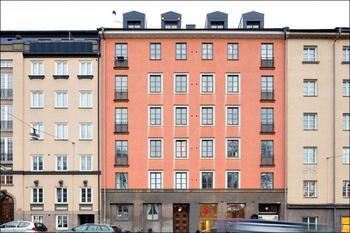 Стильная квартира в Стокгольме