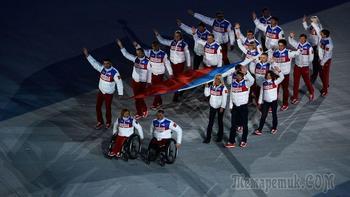 «Мы это не понесем»: паралимпийцы не берут нейтральный флаг