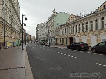 Моя прогулка по Москве. Лето  2020 (продолжение)