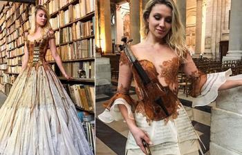 Дизайнерские платья, которым позавидовала бы даже Золушка