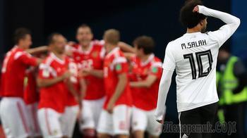 Теперь официально: Суарес отправил Россию в плей-офф