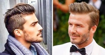 10 стильных стрижек 2017 года, которые превращают обычных мужчин в голливудских красавцев