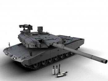 KNDS Main Ground Combat System: новая попытка создания «международного» танка