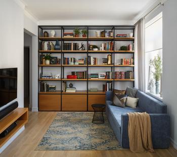 Современная квартира в кирпичной пятиэтажке