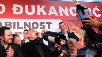 Москва все дальше: как Черногория выбирала президента