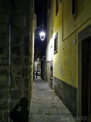 Италия.Лацио.Viterbo