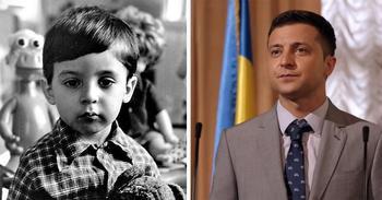 Украина ждет наступления «часа Зе». Каким был в юности лидер президентской гонки Владимир Зеленский?