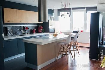 Оpen-space для холостяка, ремонт в котором стоил дороже самой квартиры