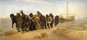 Зачем были нужны бурлаки в эпоху пароходов?