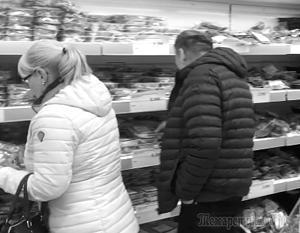 Немцы смели весь товар в российском магазине в Германии