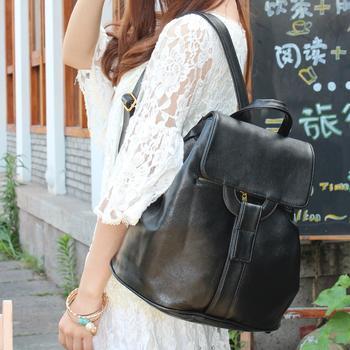 С чем носить женский рюкзак: новые идеи