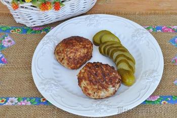 Сырные гречаники со свининой