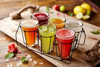 Сок из овощей: Лучший способ укрепить здоровье