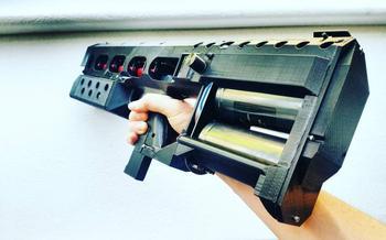 EMG-01A: электромагнитная винтовка на продажу