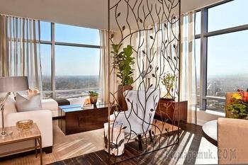 20 примеров удачного зонирования пространства в малогабаритных помещениях