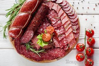 Опасная колбаса: риск ожирения и патологий сердца