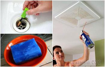 17 советов по уборке в ванной для тех, кто немного помешан на чистоте