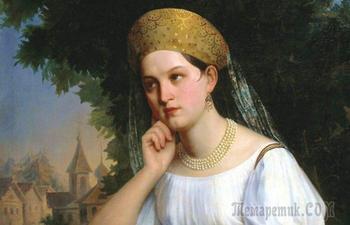 Почему, когда и с кем женщинам на Руси запрещалось разговаривать