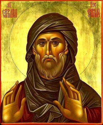 Молитвы Ефрема Сирина великопостные