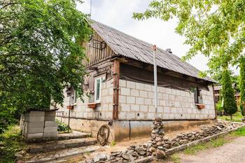 Восхитительный винтажный интерьер дома в Минске