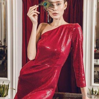 25 красных платьев из Instagram для Дня святого Валентина