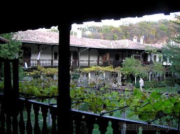 Капиновский монастырь «Святитель Николай Чудотворец»