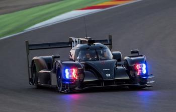 Первый российский гоночный прототип BR1 класса LMP1 представлен в Бахрейне