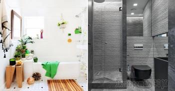 Идеи, которые помогут превратить ванну комнату в роскошное место для отдыха