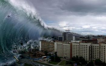 Самые мощные и разрушительные цунами