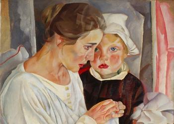 Портреты жен знаменитых художников представляют в Музее русского импрессионизма