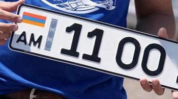 Ездите на армянских номерах? Готовьте штраф — заработал новый закон