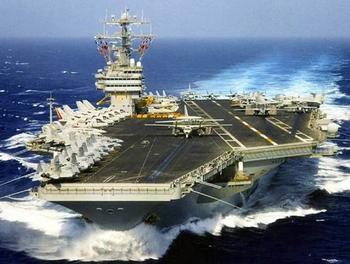 Самый большой военный корабль в мире: продукт Холодной войны