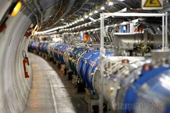 Большой адронный коллайдер: чудо современной физики