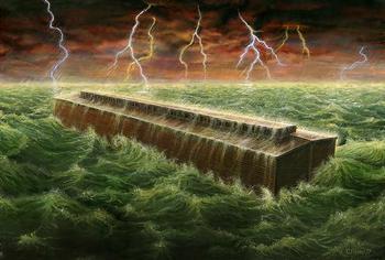 Настоящая история Ноева ковчега