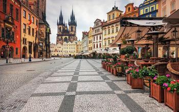 Что стоит попробовать в Праге из еды?