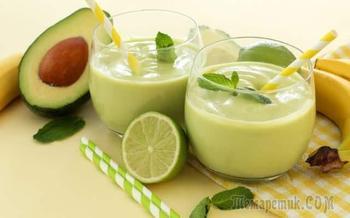Топ-10 рецептов детокс смузи в домашних условиях