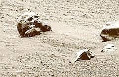 Откуда на луне взялся скелет человека?
