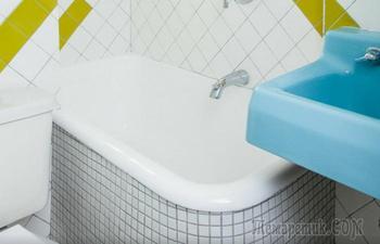 Дизайн для маленькой ванной: 16 оригинальных идей