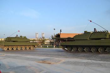 Бронированный кулак Эрдогана, танк Altay