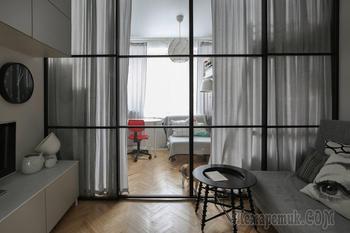 Двухкомнатная квартира на «Войковской» для большой семьи