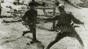 Почему немцы избегали рукопашных схваток с советскими солдатами