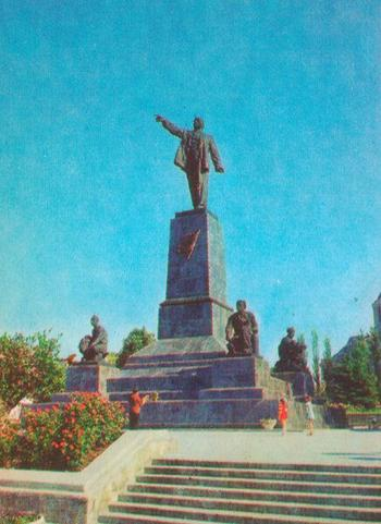 Советский Севастополь 1980-х