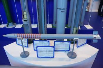 Неуправляемая авиационная ракета С-5У, новый вариант старого изделия