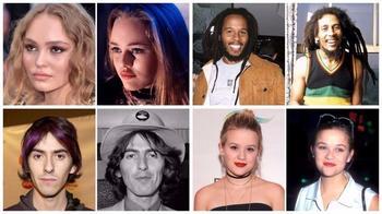 Как две капли воды: знаменитости и их дети в том же возрасте