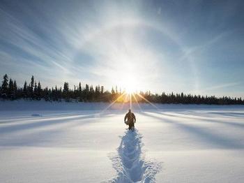 Когда будет зимнее солнцестояние в этом году?