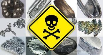 10 лучших средств выводящих тяжелые металлы из организма
