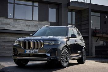 BMW X7 2019 – флагманский кроссовер БМВ Х7