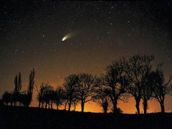 Комета Хейла-Боппа — уникальный космический объект