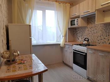 За $6500 превратил потрепанный «бабушатник» в современную квартиру